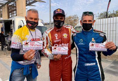El tres veces ganador del Dakar estará en la prueba canaria del CERT