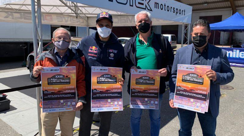El «Isla de los Volcanes – Trofeo Ciudad de Arrecife» ya está en la agenda de los pilotos del CERT-GT2i