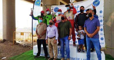 Vuelve la tierra con el 3 Slalom Pozo Izquierdo-Santa Lucía y segundo triunfo de Cazorla-Luzardo